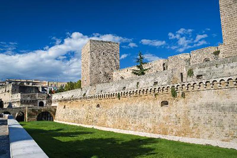 Castello Normanno Svevo Bari