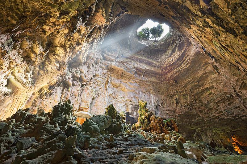 Grotte di Castellana Bari