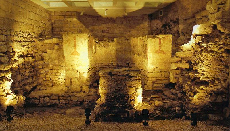 La città sotterranea di Bari