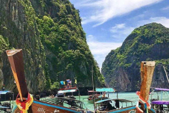 Maya Bay Thailandia