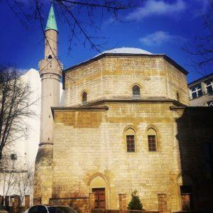 Moschea Bajrakli