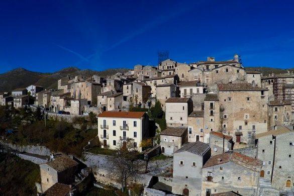 Borgo santo Stefano di Sessanio