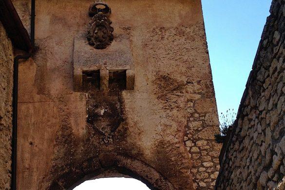 Porta Medicea santo Stefano di Sessanio