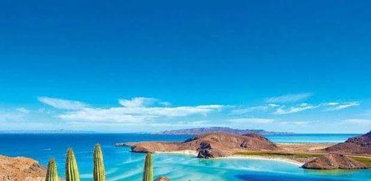 Bassa California Messico