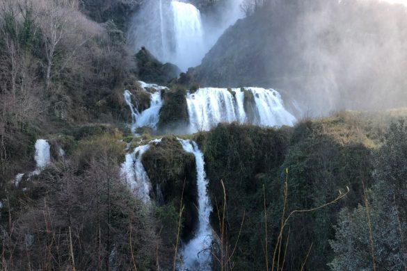 Belvedere Inferiore Cascate delle Marmore