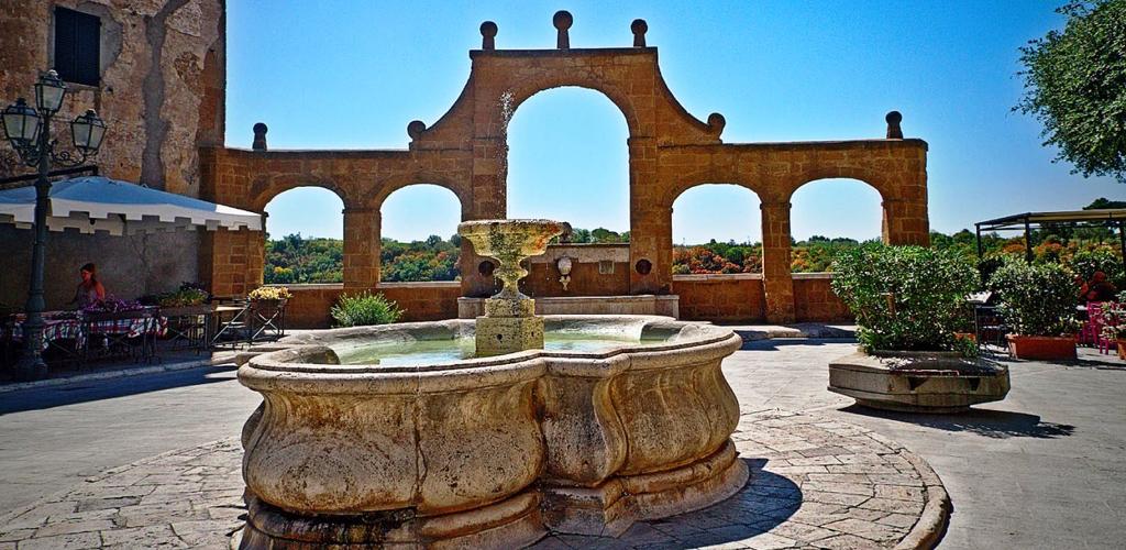 borgo di Pirignano - acquedotto mediceo