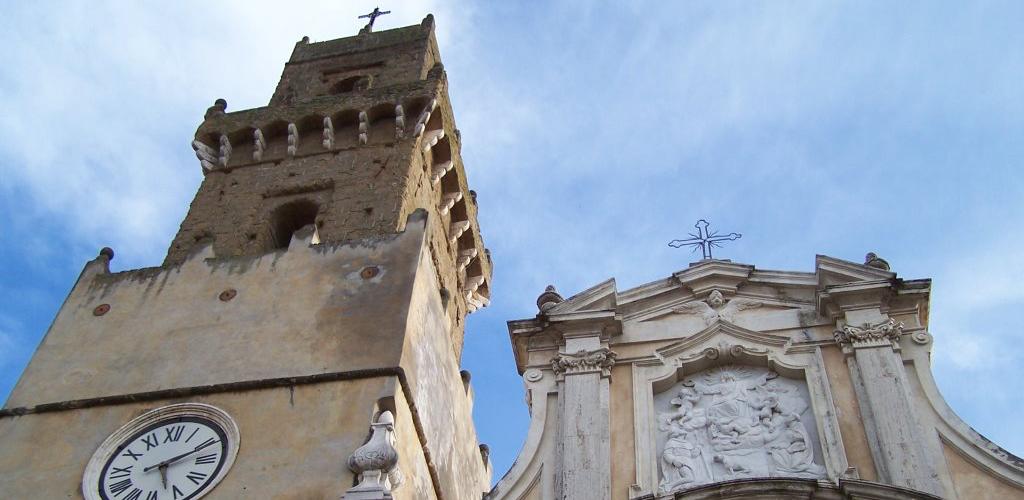 Borgo di Pitigliano - Cattedrale
