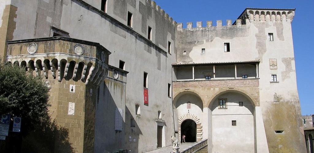 borgo di Pirignano - palazzo Fortezza Orsini