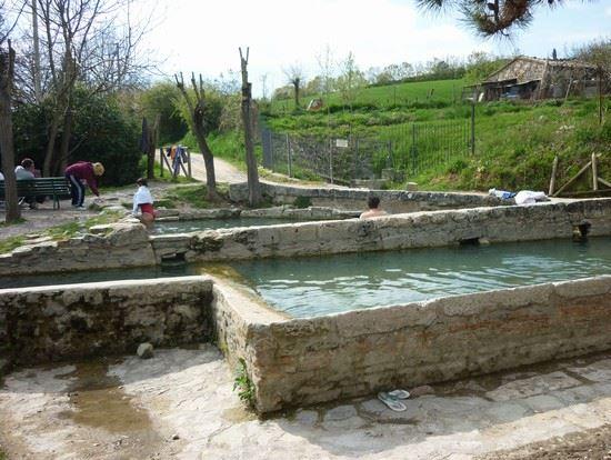 Borgo di San Casciano dei Bagni - Acqua Termale