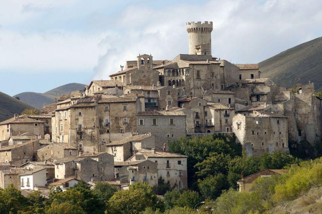 Borgo di Santo Stefano di Sessanio - Panoramica