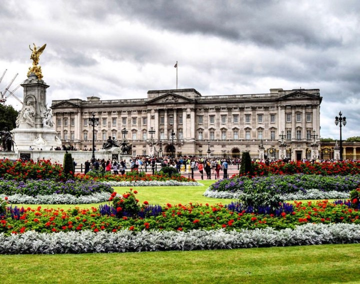 Buckingham Palace Londra