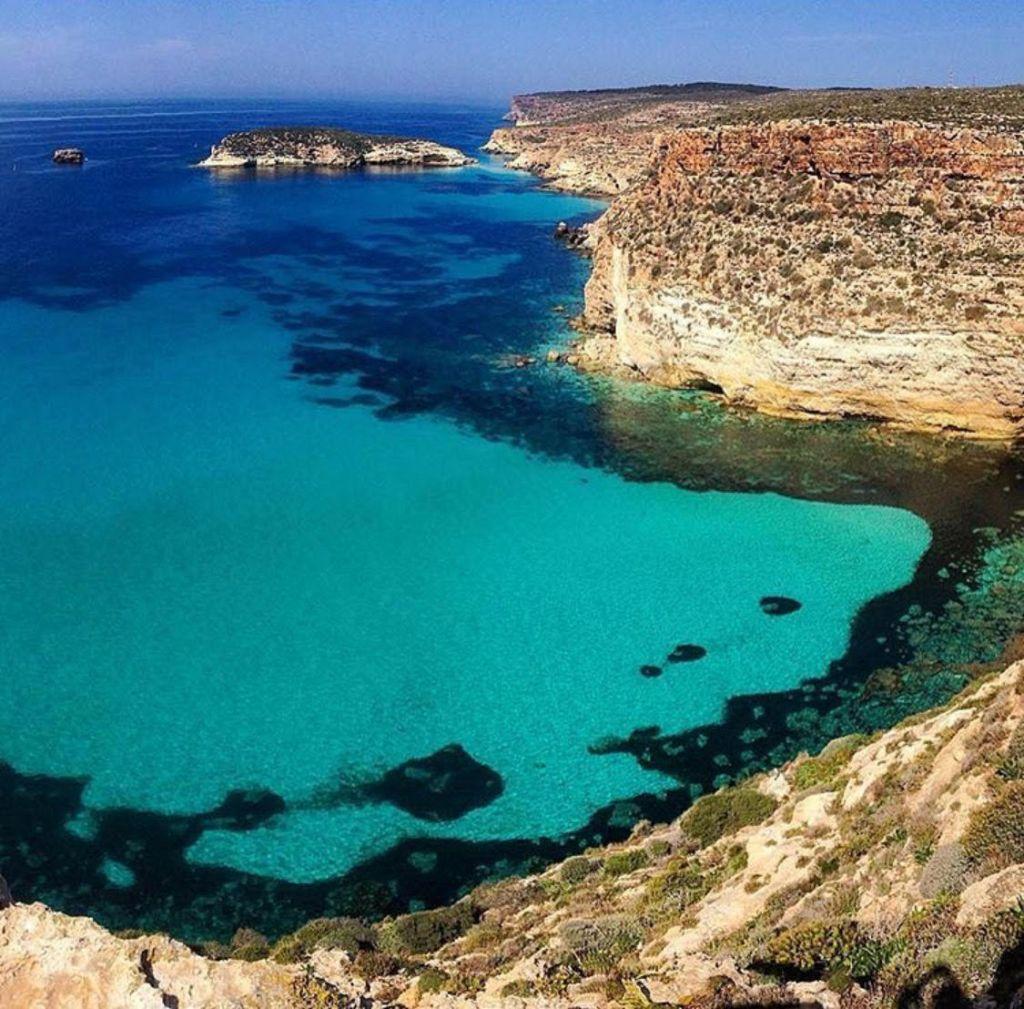 Cala Tabaccara Lampedusa