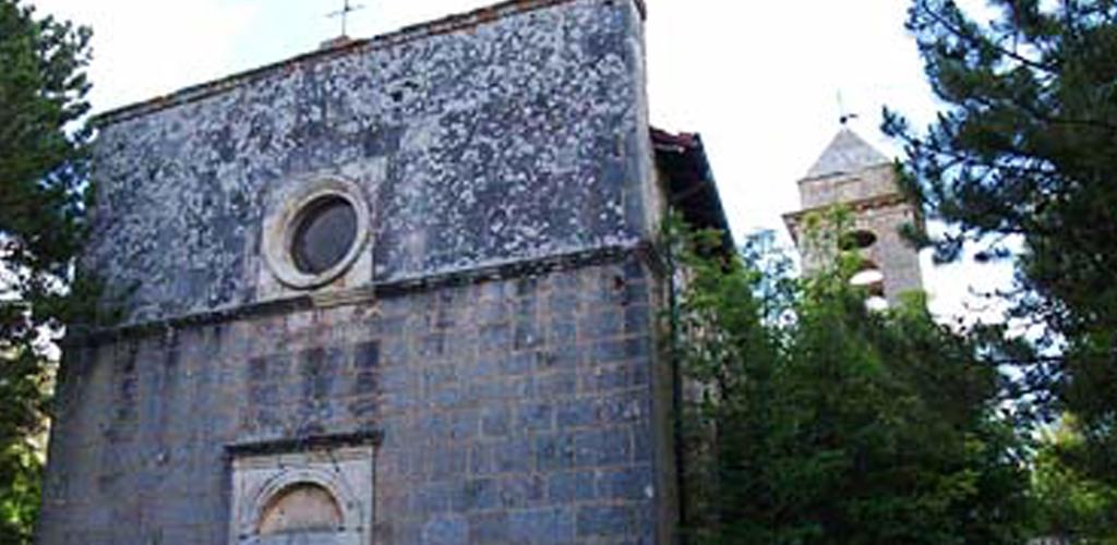 Chiesa di Sabto Stefano - borgo di Santo Stefano di Sessanio