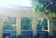 Fiuggi - Fonte di Bonifacio VIII