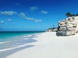 Grace Bay a Turks and Caicos