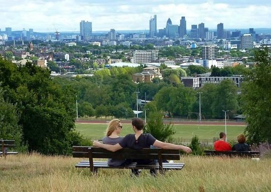 Hampstead Heath - Londra