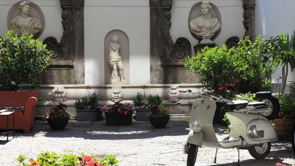 Hotel Napoli - Hotel in centro