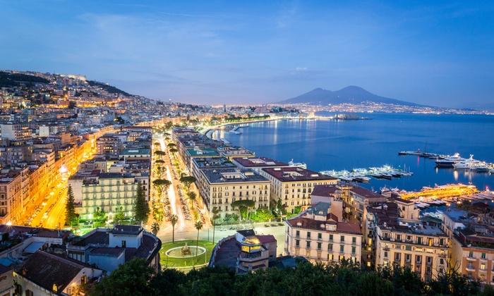 Hotel Napoli - Panorama sulla città