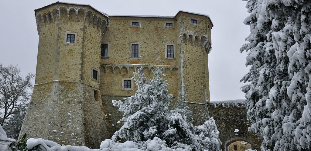 Il Castello di Fighine