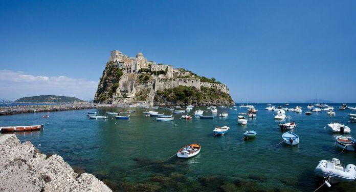 Ischia cosa vedere - Castello Aragonese