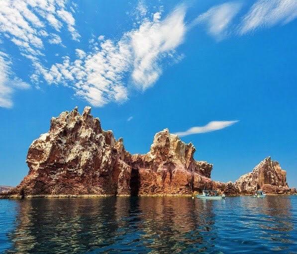 Isla Espiritu Santo La Paz - Bassa California