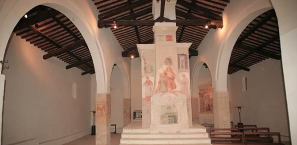 LaChiesa Santa Maria della Colonna