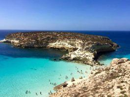 Lampedusa Isola dei Conigli