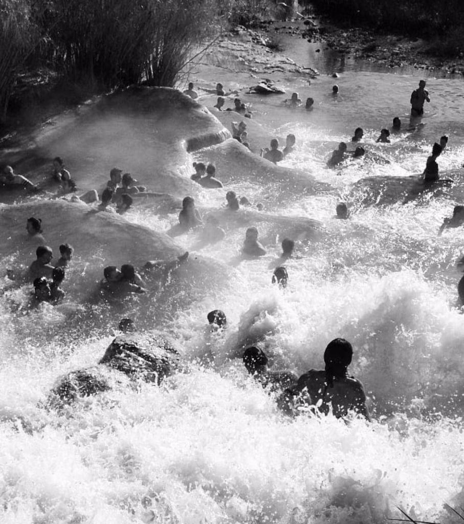Le cascate del Mulino Terme di Saturnia
