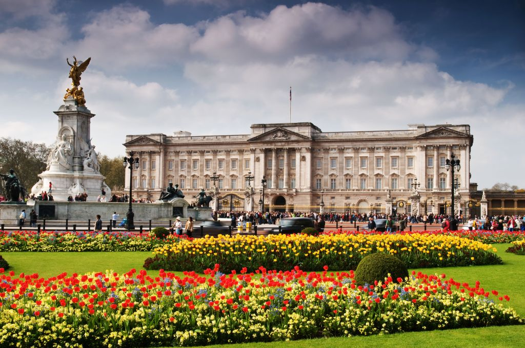 londra Buckingham Palace
