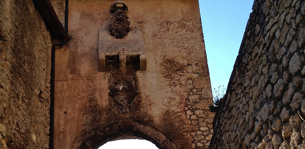 porta Medicea - Borgo di Santo Stefano di Sessanio