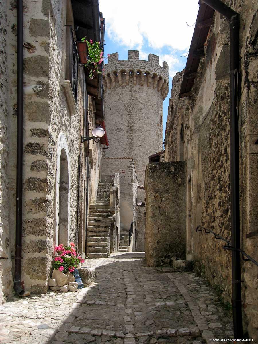 Santo Stefano di Sessanio - Borghi Italiani