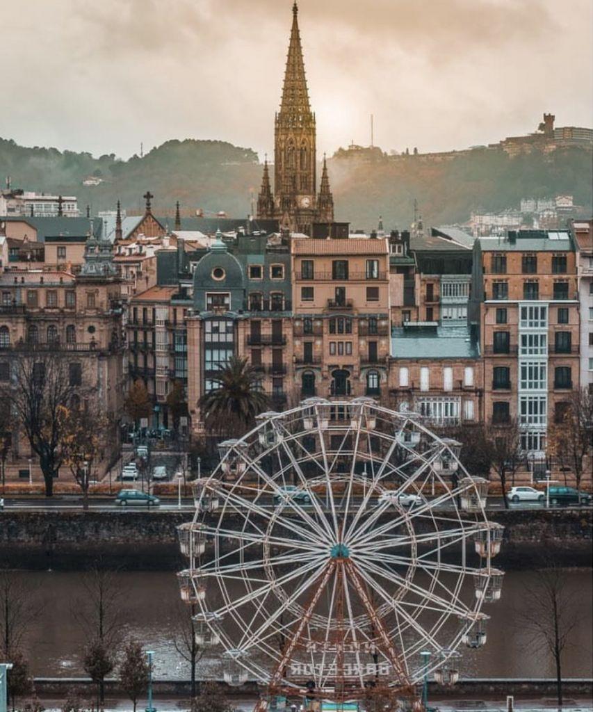 San Sebastian Spagna