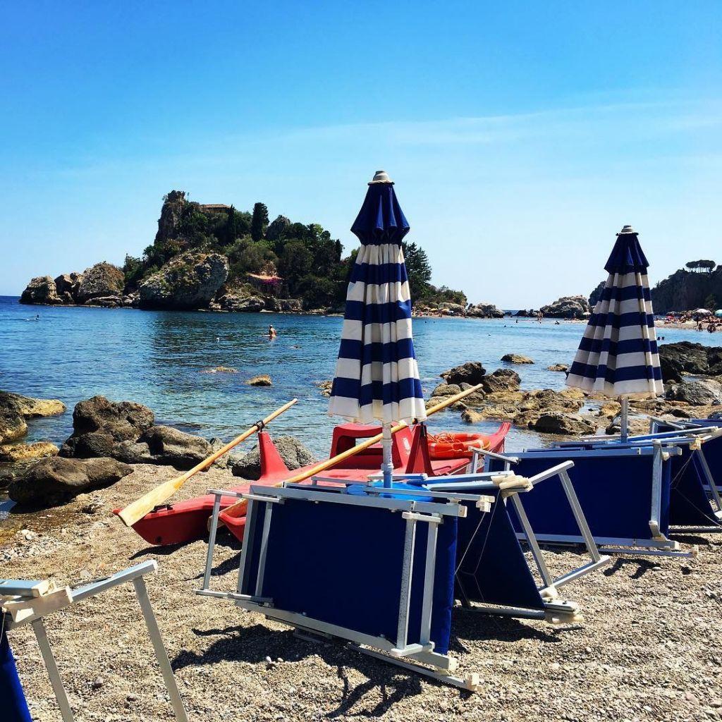 Spiaggia di Mazzarò Taormina