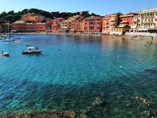 Baia del Silenzio Liguria