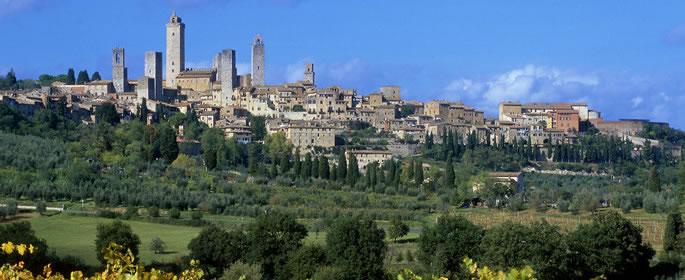 Borghi della Toscana - San Gimignano