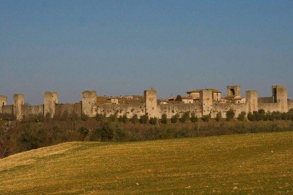Borgo di Monteriggioni Le Torri