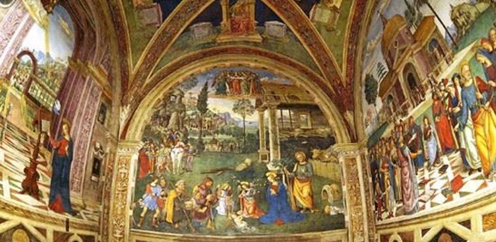 Borgo di Spello - Chiesa di Santa Maria Maggiore