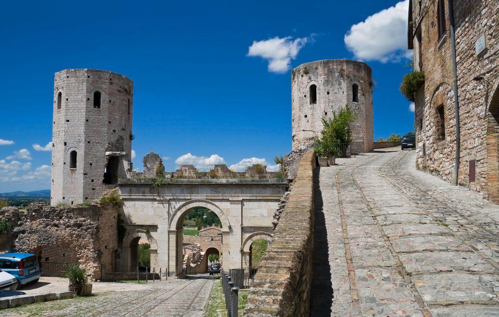 Borgo di Spello - Parta
