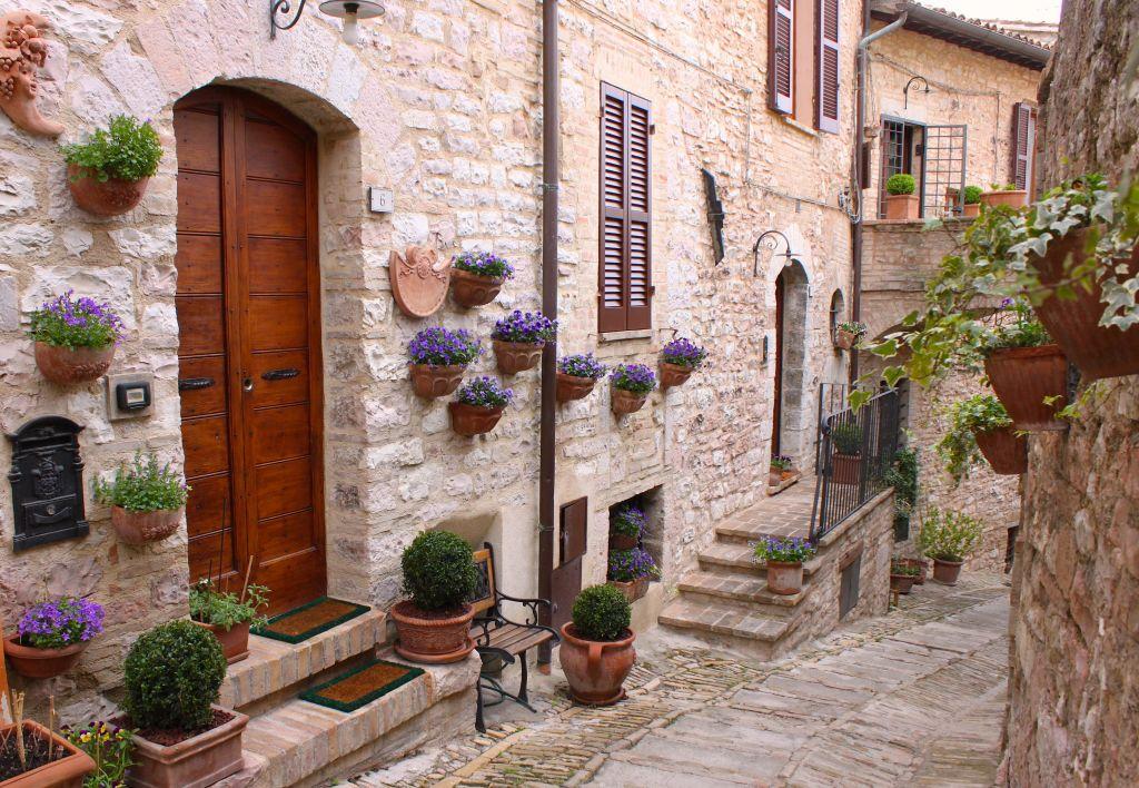 Borgo di Spello - vicoli