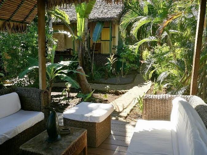 Bungalow nel cuore del Madagascar