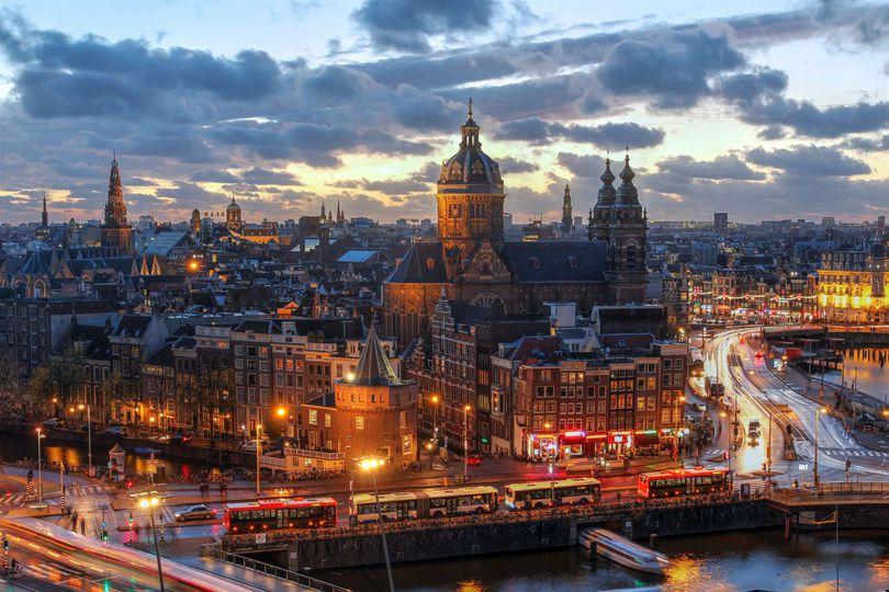 Città più belle del mondo - Amsterdam