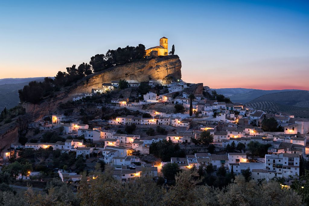 Città più belle del mondo - Granada