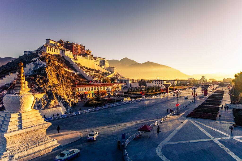 Città più belle del mondo - Lhasa