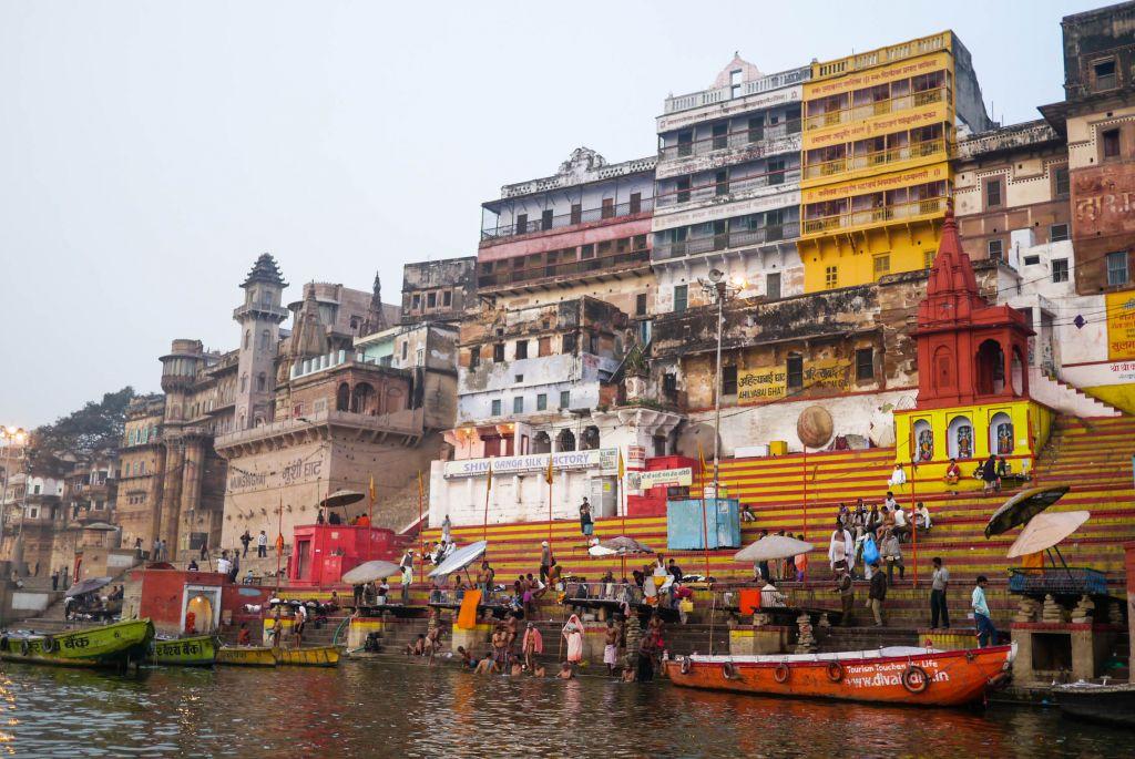 Città più belle del mondo - Varanasi