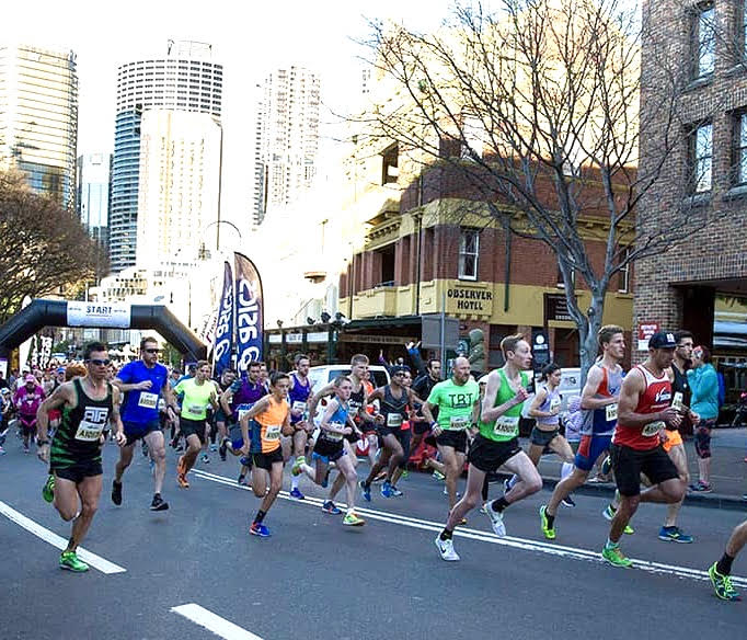 City Running Tour