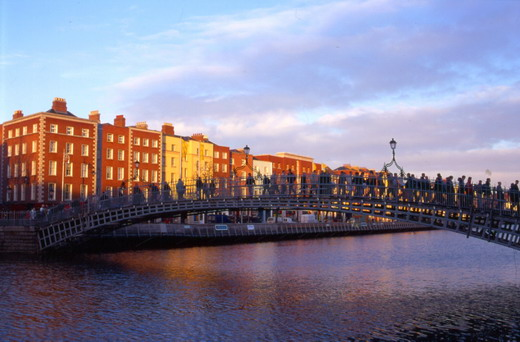 docks di Dublino