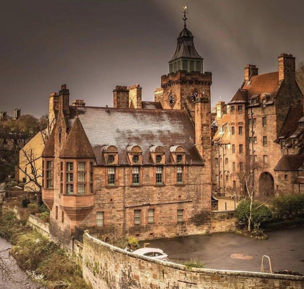 Edinburgo Scozia
