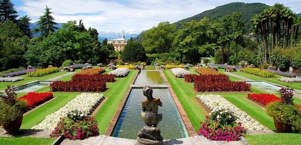 Giardini Botanici di Villa Taranto - Lago Maggiore