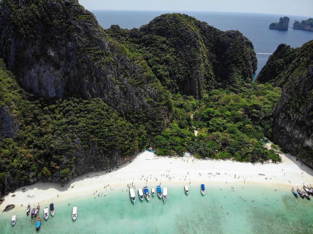 Koh Phi Phi Ley Thailandia