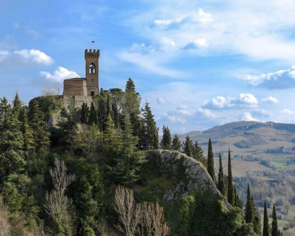 La Rocca Manfrediana di Brisighella